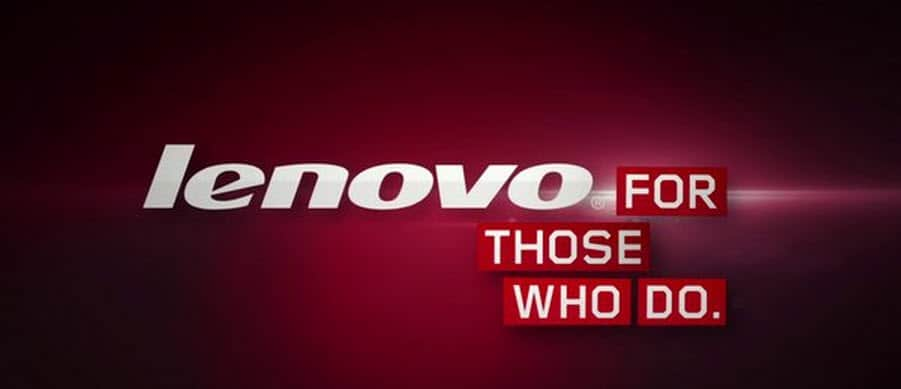Lenovo for those that do