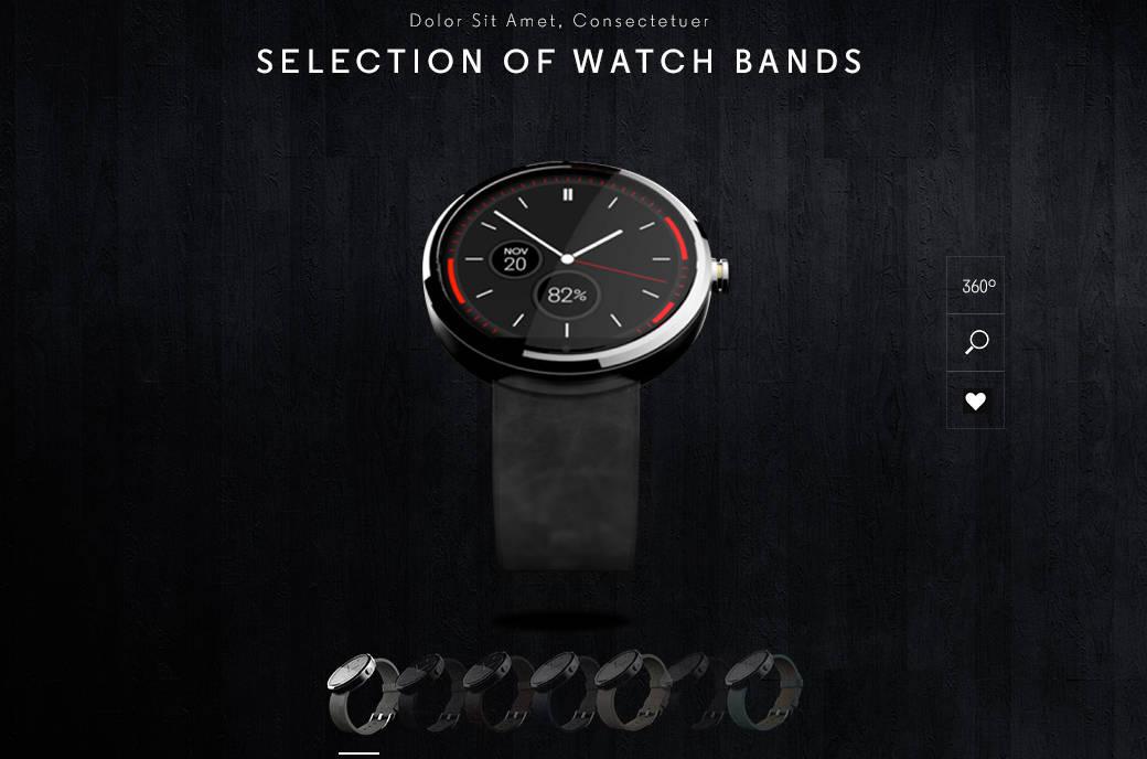Moto360Bands