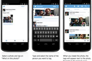 New Twitter for Android Update Delivers Multiple Photo Uploads, Photo Tagging