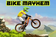 Sponsored Game Review: Bike Mayhem