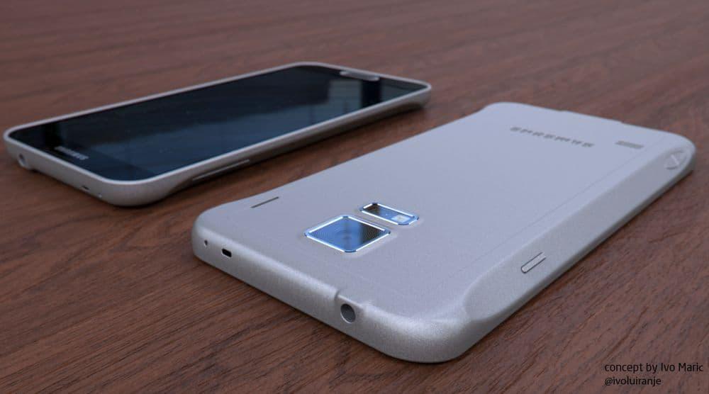 Samsung Galaxy F concept 2