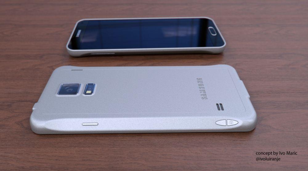 Samsung Galaxy F concept 3