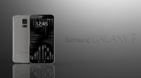 Samsung Galaxy F concept 4 490x272