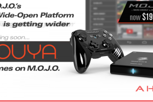 Mad Catz M.O.J.O. Is The First Platform To Become Part Of The OUYA Everywhere Initiative