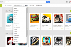 Play Store Game Subcategories List Updated With 20 Total Categories