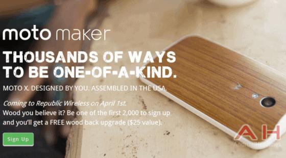 Moto Maker Promotion Code