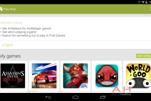 Google Play Games Update Rolling Out, Adds Ability To View Match Invitations