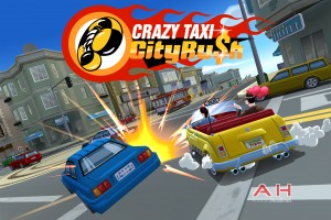 Sega Announces Crazy Taxi: City Rush, An All New F2P Crazy Adventure For Android
