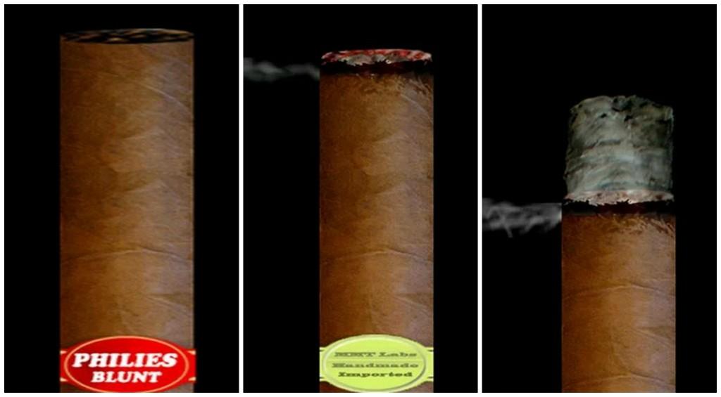 V Cigar Collage