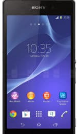 Xperia Z2 front large