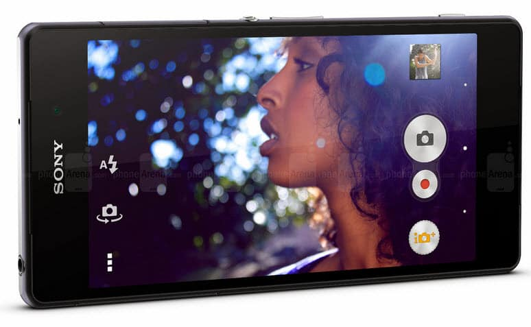 Xperia Z2 front s