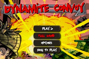 Sponsored Game Review: Dynamite Convoy