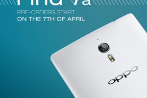 1080p Oppo Find 7a Available for Pre-Order on April 7th