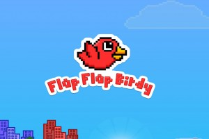 Sponsored Game Review: Flap Flap Birdy – City Pipes