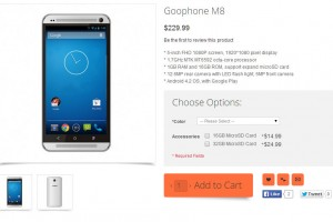 Say Hello to The GooPhone M8, An All-New Android Knock-Off