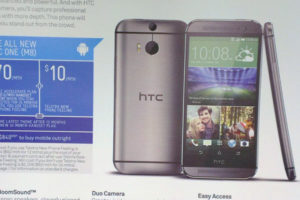 "Australian Leak Sheds More Light on the New HTC One's ""Duo Camera"""