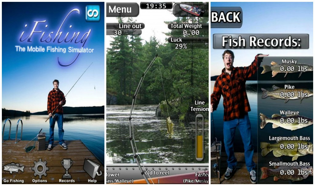 i Fishing Collage