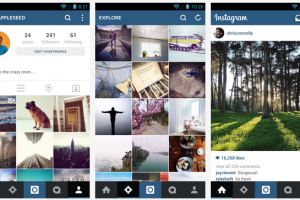"Instagram Updates to look Less ""iOS-ish"" – Brings a Flat Design to Android"