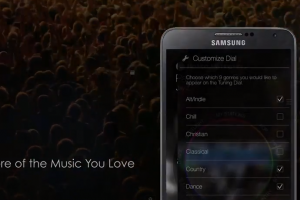 Samsung Announces their Free Streaming Music Service Called Milk