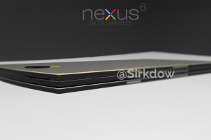 Nexus 6 Concept Pushes the Limits of Technology and Smartphone Thinness
