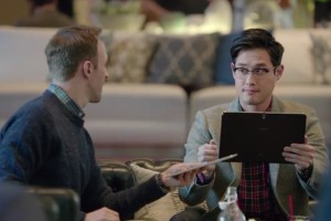 Samsung Takes on the iPad, the Surface and the Kindle in Latest Ad