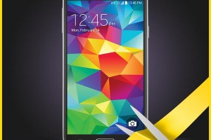 Sprint Announces Samsung Galaxy S5 Availability; $199 on Contract, $649 Off Contract