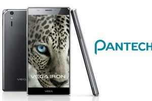 Pantech Said to Release Vega Iron 2 With Larger Display