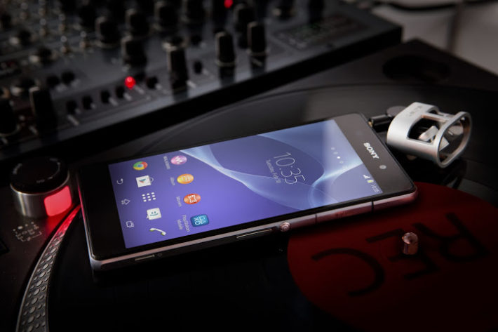 Sony's Xperia Z2 Now Launching May 1st in the UK; Carphone Warehouse to Get it Early