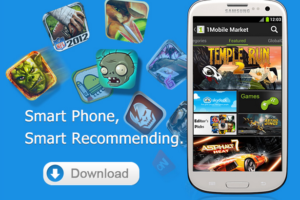 Sponsored App Review: 1Mobile