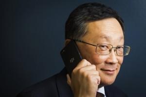 AH Tech Talk: BlackBerry CEO says Company may Exit Handset Business, Backpedals Quickly
