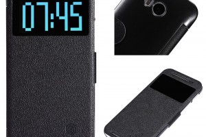 Third Party Dotview Style Cases Begin Showing Up For The HTC One M8