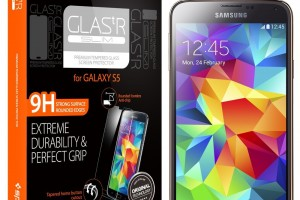 Featured: Top 10 Best Samsung Galaxy S5 Screen Protectors
