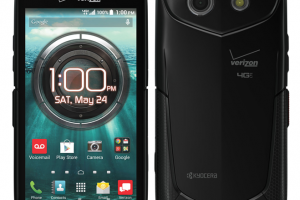 The Kyocera Brigadier Is Verizon's Upcoming Beast Phone