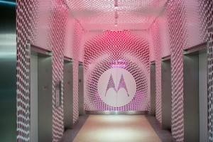 Motorola Moves Into New Headquarters in Chicago; Comes Back Home