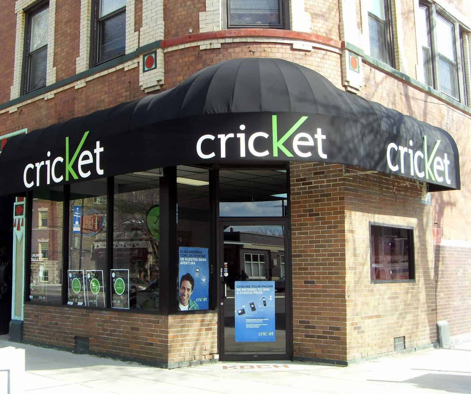 Cricket Wireless store Chicago Logan Square neighborhood