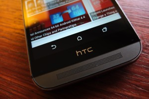 According to HTC Exec, the Logo Space on the HTC One (M8) isn't Wasted Space at All