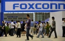 Report: Foxconn Eyes Foray Into Semiconductor & Display Tech