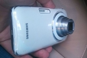 Is This the Galaxy K With Its Zoom Lens on Show?