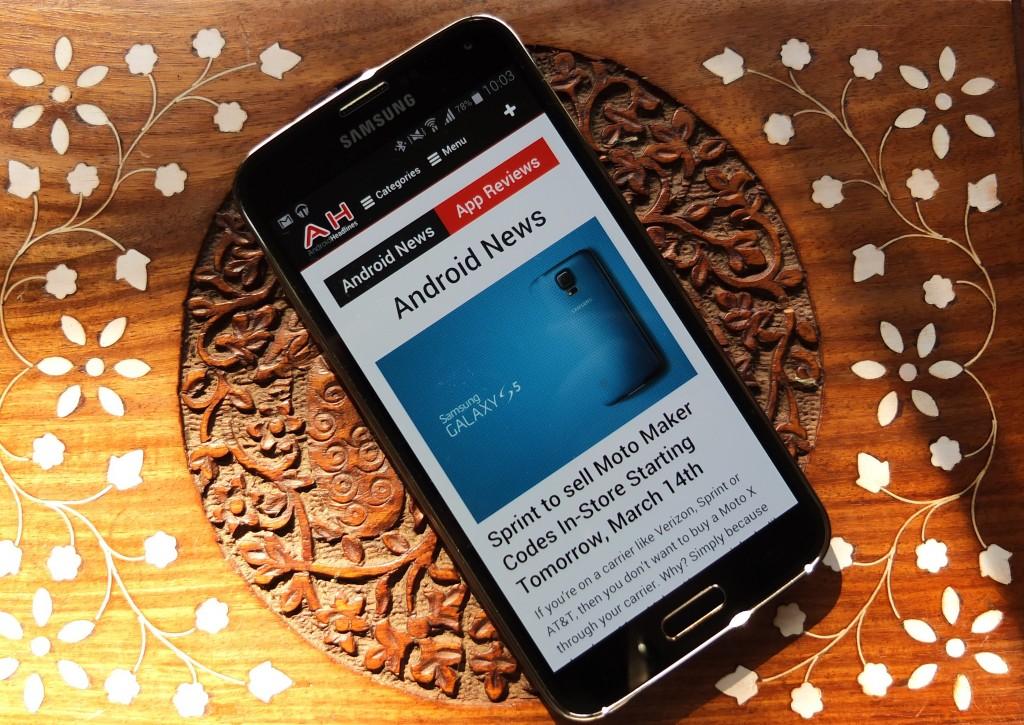 Galaxy S5 02.01