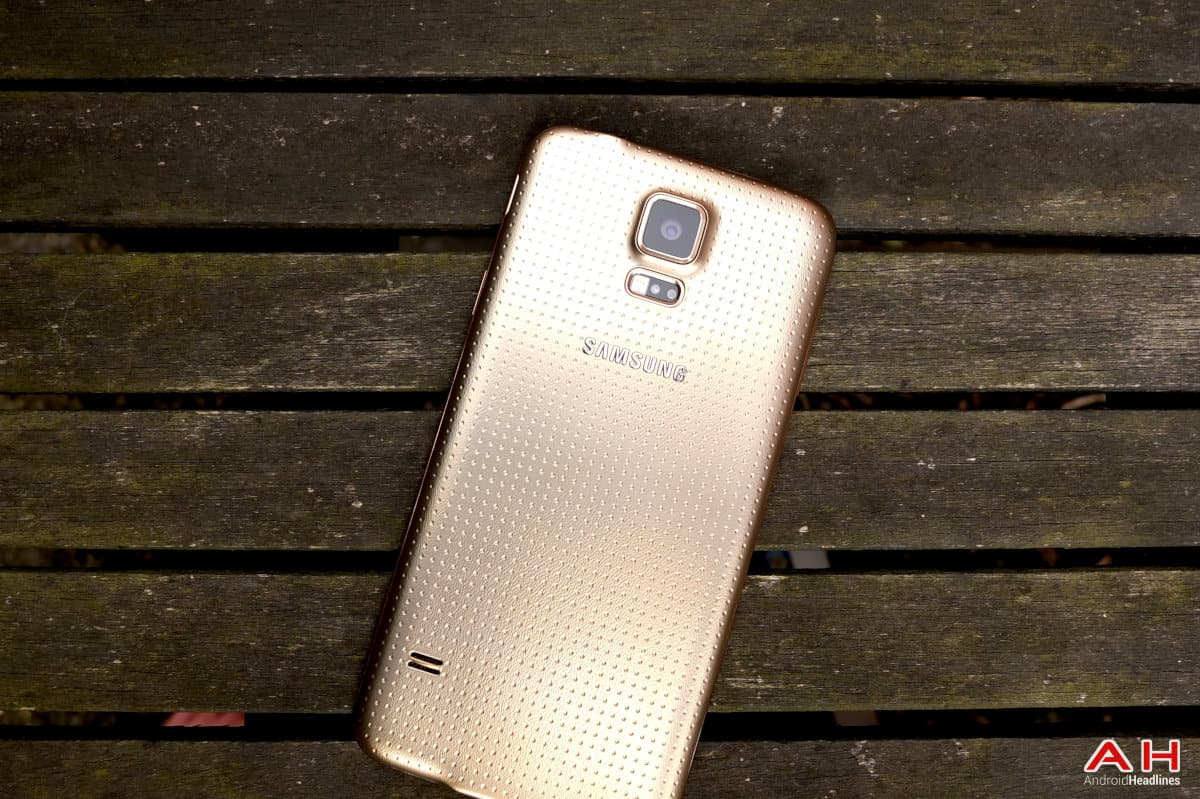 samsung galaxy s5 copper gold. samsung galaxy s5 in copper gold makes its way to sprint