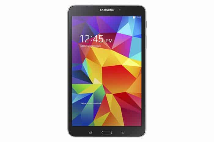 Galaxy Tab4 8.0 (SM-T330) Black_1
