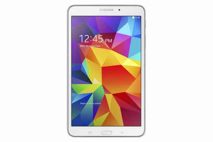 Galaxy Tab4 8.0 SM T330 White 1
