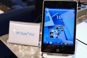 HP Offers Up Enhanced Slate Pro Android Tablet For Business At Just $349