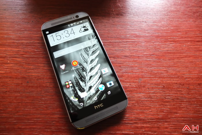 HTC ONE M8 AH 8