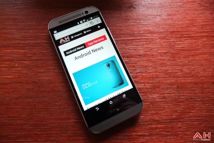 HTC ONE M8 AH 9