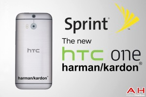 Sprint To Get Harman/Kardon Audio Special Edition HTC One M8