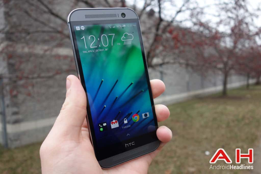 Phone Comparisons: Sony Xperia Z3 vs HTC One M8