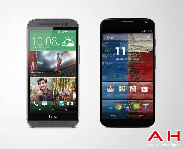 HTC-One-M8-Vs-Moto-X