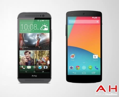 HTC-One-M8-vs-LG-Google-NEXUS-5
