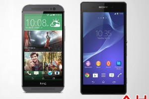 Android Phone Comparisons: Sony Xperia Z2 VS HTC One M8